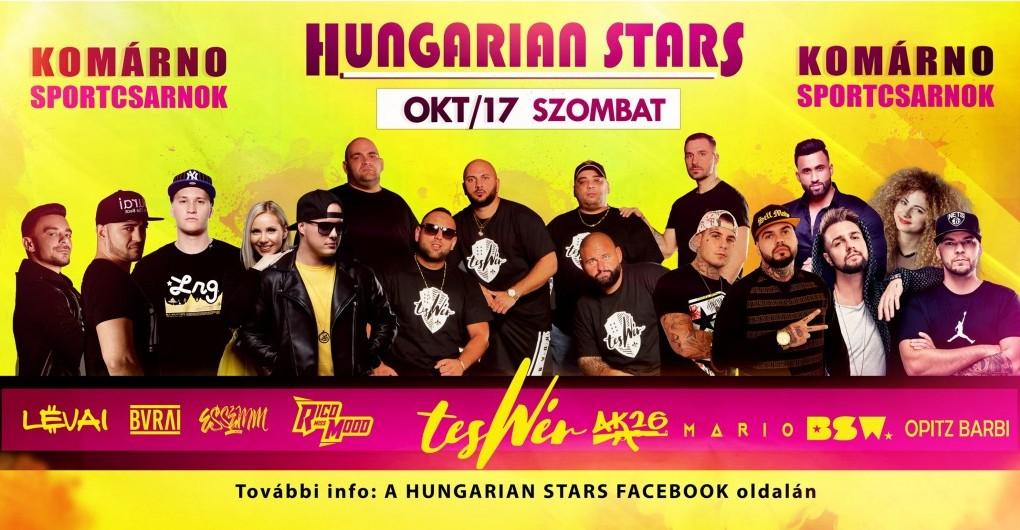 Hungarian Stars - Komárno - Sportcsarnok